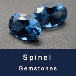 Loose Spinel-Aquamarine,London blue, Tourmaline Green gemstones wholesale from China Supplier