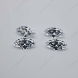 Cubic Zirconia White Color 5A Best Quality Marquise faceted Cut 10x5mm stones CZ01 IMG_0580