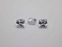 Cubic Zirconia White Color 5A Best Quality Radiant Cut 9x9mm stones CZ01 IMG_1094