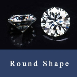 Round brilliant Diamond Cut Cubic Zirconia & Synthetic Gemstones China Wholesale and Manufacturers
