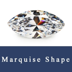 Marquise cuts Loose Cubic Zirconia and Synthetic Gemstones Marquise China Wholesale and Supplier