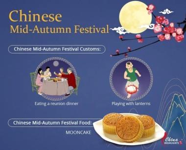 Holiday Notice Mid-Autumn Festival (Mooncake Festival)