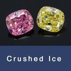 Crushed Ice Cut Loose Cubic Zirconia and Moissanite Gemstones China Wholesale and Supplier