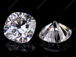 Loose Moissanite D EF color Cushion Shape Brilliant cut gemstone wholesale from China Supplier