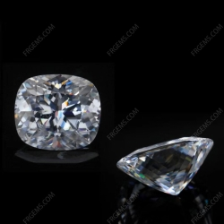 Loose Moissanite D EF color Elongated Cushion Shape gemstone wholesale from China Supplier