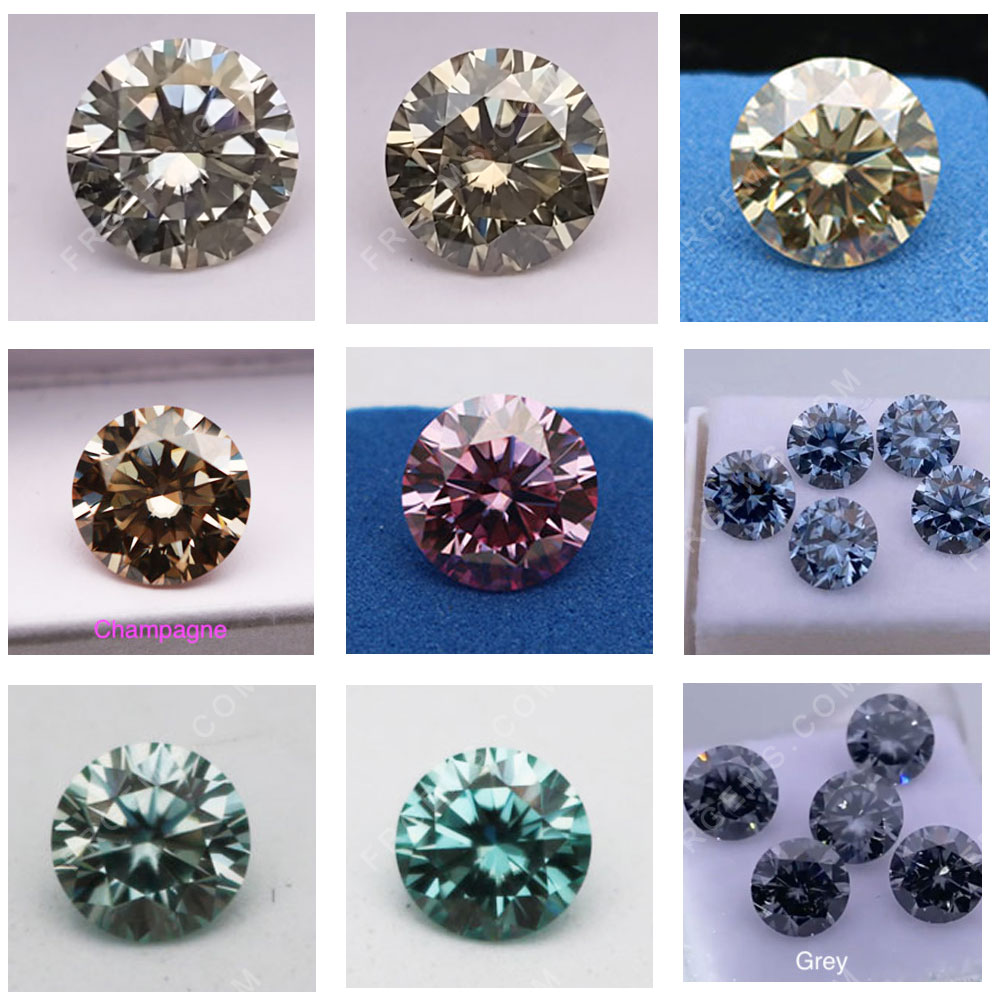 Moissanite-Colors-Gemstones-FU-RONG