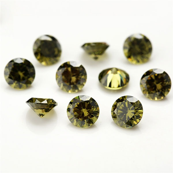 Loose Cubic Zirconia White and Colored Gemstones China Suppliers and Manufacturers