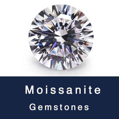 Loose Moissanite Diamond Gemstone Moissanite Stones China suppliers and wholesale