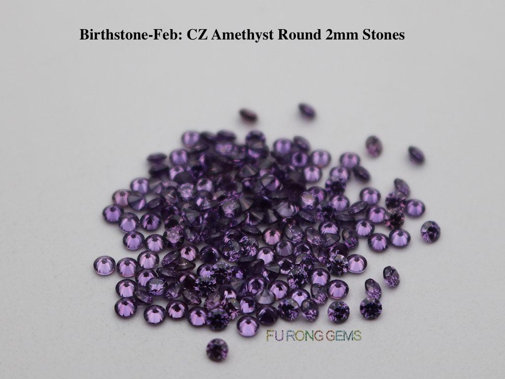 Feb-CZ-Amethyst-Birthstone-2mm-Round-Stone