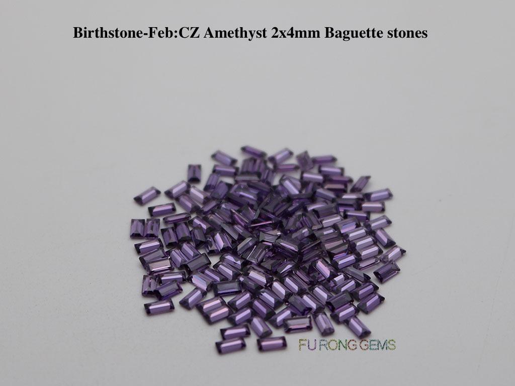 Feb-CZ-Amethyst-Birthstone-2x4mm-baguette-Stones