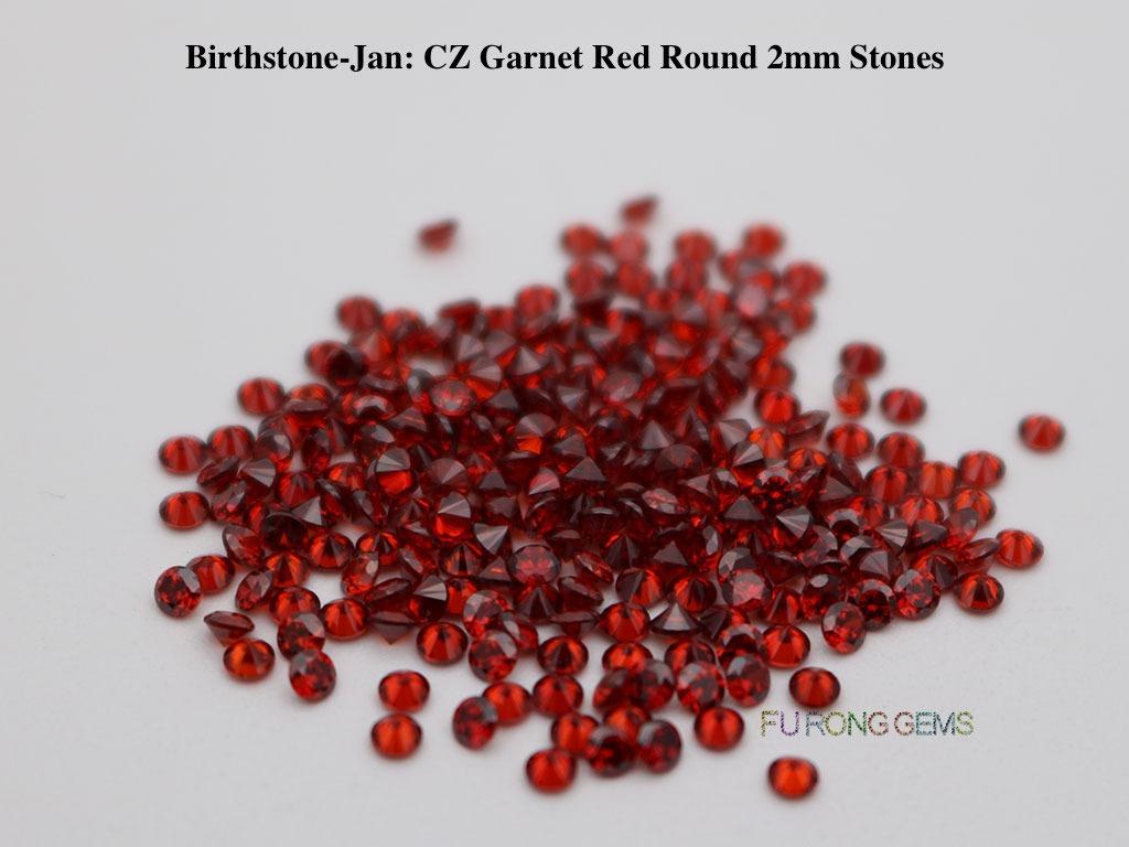 Jan-CZ-Garnet-Red-Birthstone-2mm-Round-Stones