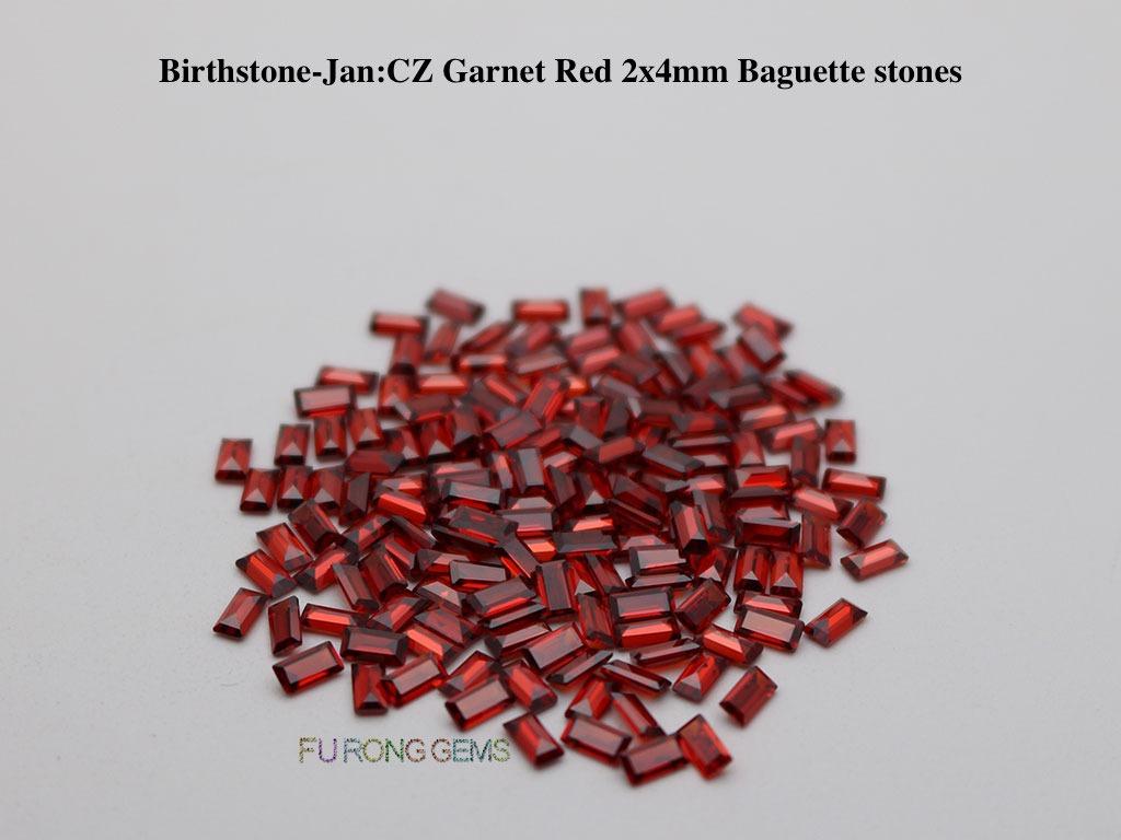 Jan-CZ-Garnet-Red-Birthstone-2x4mm-baguette-Stones