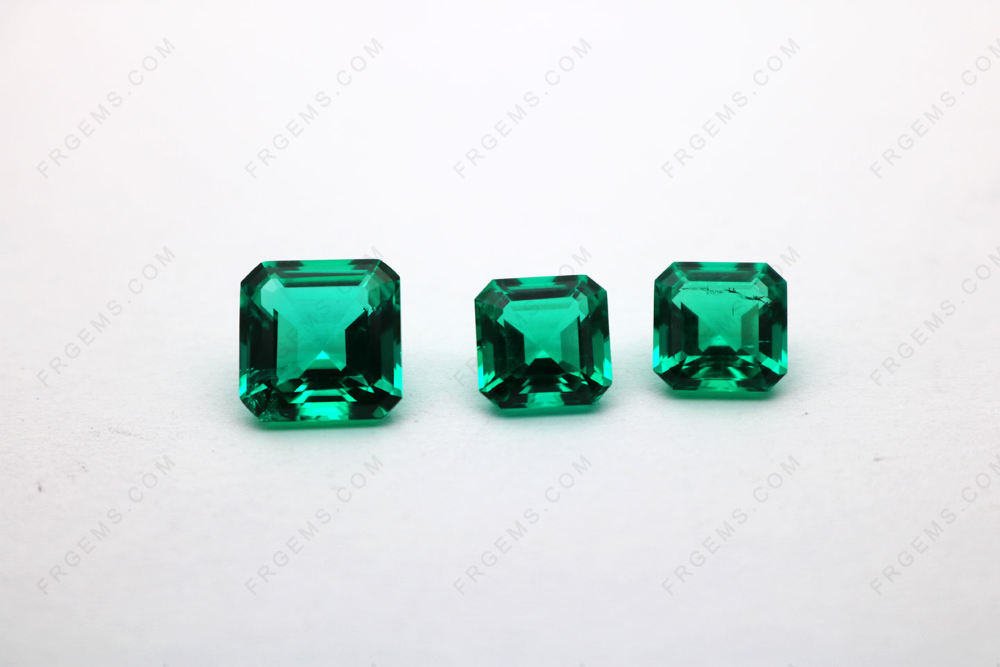 Lab-Hydrothermal-Colombia-Green-color-Gemstones-China-Suppliers