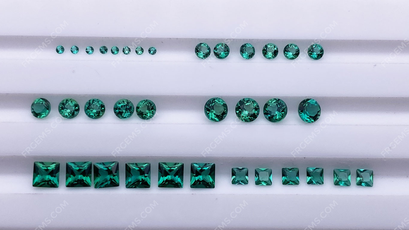 Lab-Hydrothermal-Emerald-Green-Zambia-Green-color-stones-Supplier