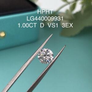 Lab Grown Diamond loose lab diamond China manufacturer