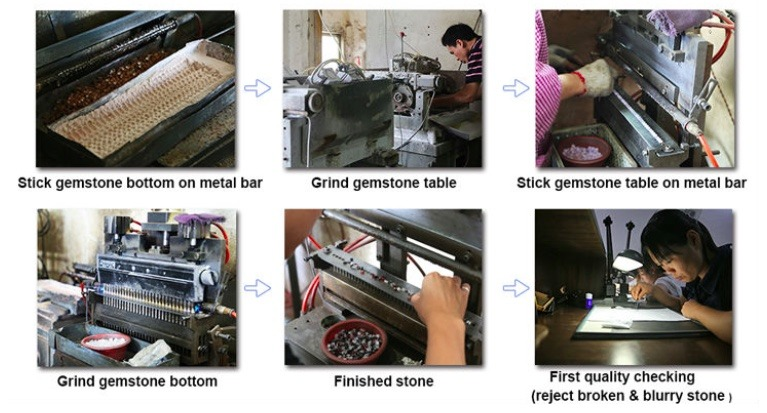 Loose-Gemstones-Cutting-Processs
