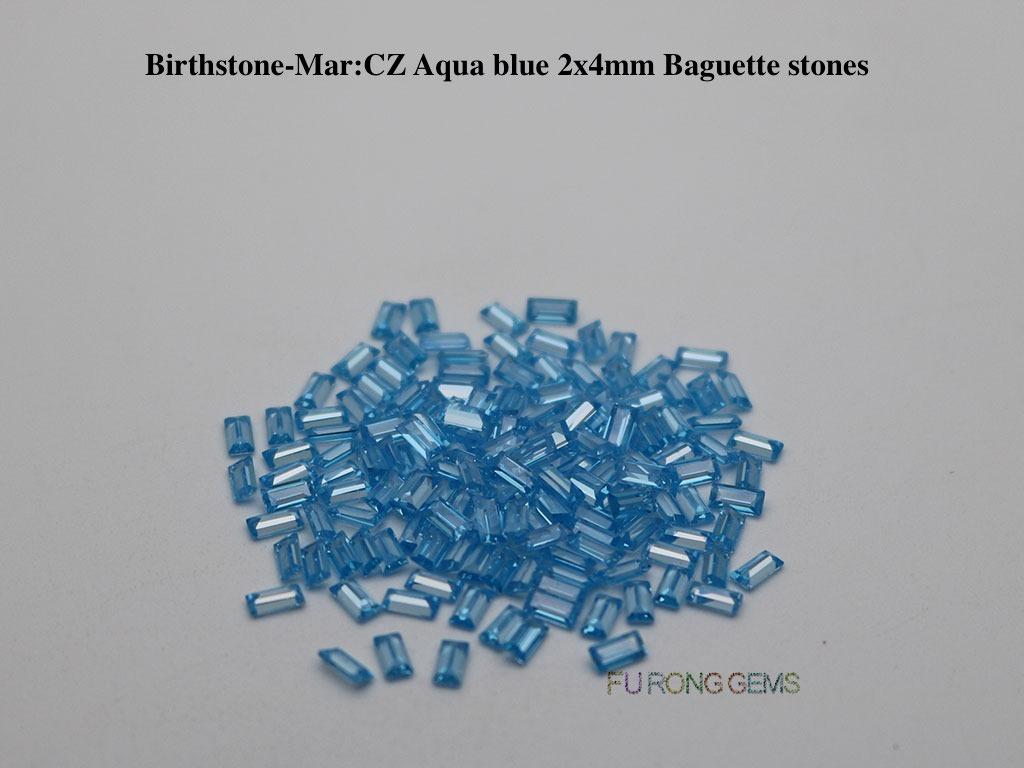 Mar-CZ-Aqua-Blue-Birthstone-2x4mm-baguette-Stones