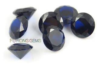 Loose-Synthetic-Blue-Sapphire-Round-stones-China-Wholesale