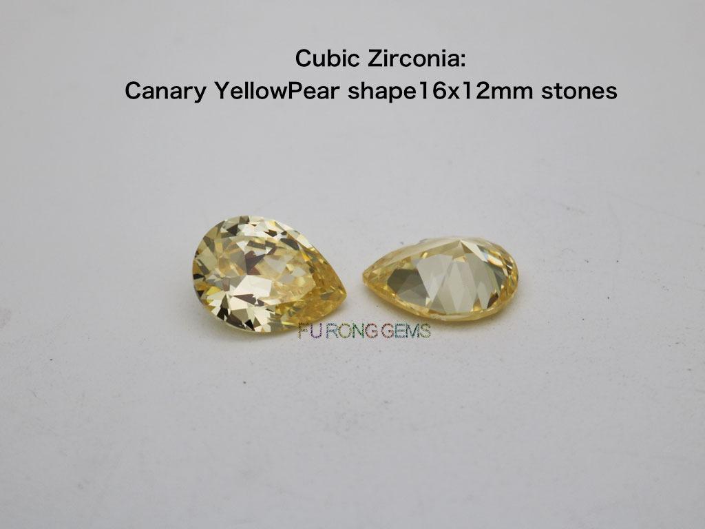 CZ-Canary-yellow-Pear-shape-16x12MM