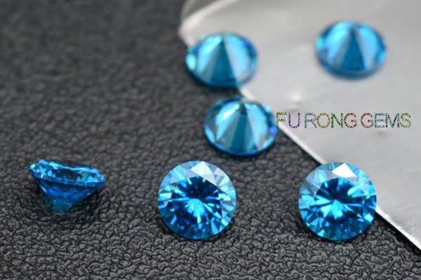 Cubic-Zirconia-Aqua-Blue-Dark-Shade-Gemstones-China