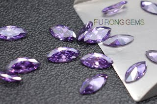 Cubic-Zirconia-Marquise-Shape-Amethyst-Colored-gemstones