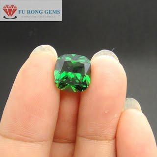 Cuchion-Shape-Emerald-Green-Cubic-Zirconia-Gemstones-China-wholesale-Suppliers