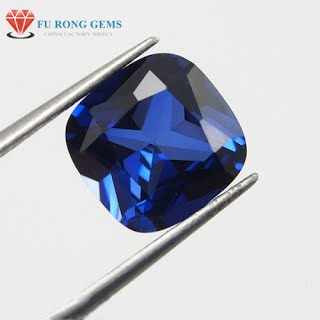 Cuchion-Shape-Synthetic-Sapphire-Gemstones-China-wholesale-Supplier