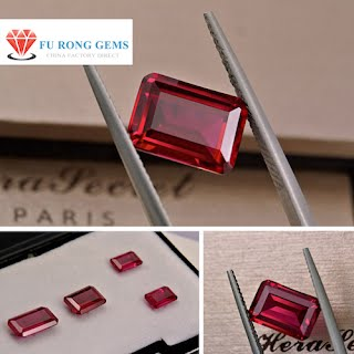 Emerald-Cut-Synthetic-Ruby-Gemstones-China-Wholesale-Suppliers