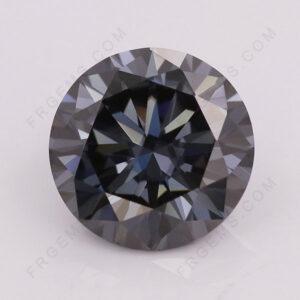 Grey-Color-Moissanite-Loose-gemstones-Supplier-China