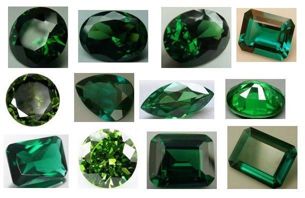 Loose-Cubic-zirconia-Emerald-Green-Color-Stones-China-Wholesale
