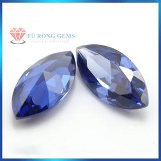 Marquise-Shape-Cubic-Zirconia-Tanzanite-Blue-Color-Gemstones-China-wholesale-Supplier