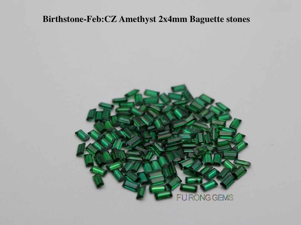 May-CZ-Emerald-Green-Birthstone-2x4mm-baguette-Stones