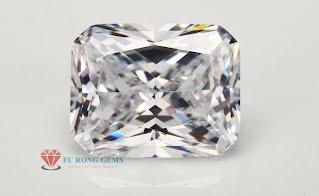 Radiant-Cut-White-Color-CZ-Gemstones-Best-5A-Quality-China-Wholesale