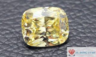Elongated-Cuchion-Shape-Citrine-Yellow-CZ-Gemstones-China-wholesale-Suppliers
