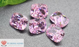 Elongated-Cuchion-Shape-Pink-Cubic-Zirconia-Gemstones-China-wholesale-Supplier