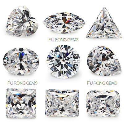 wholesale-best-quality-loose-white-CZ-Cubic-Zirconia-Gemstone