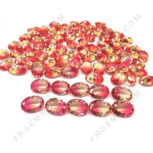 Synthetic-Watermelon-Tourmaline-BiColor-stones-China-Suppliers