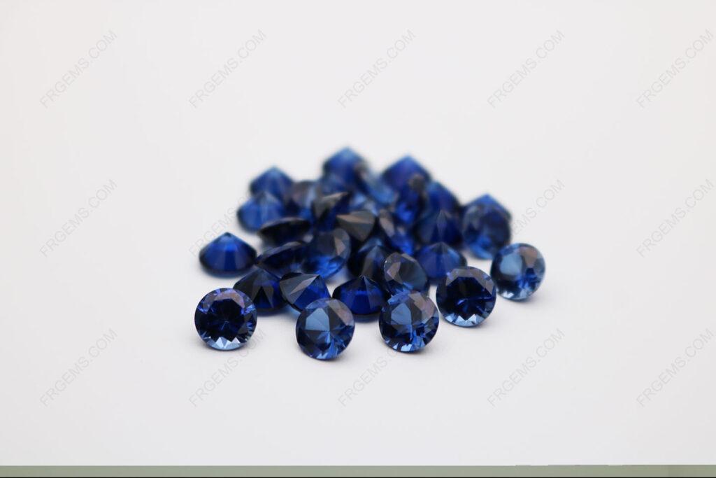 Corundum-Blue-Sapphire-33#-Round-Shape-Faceted-Cut-6.50mm-stones-IMG_0301