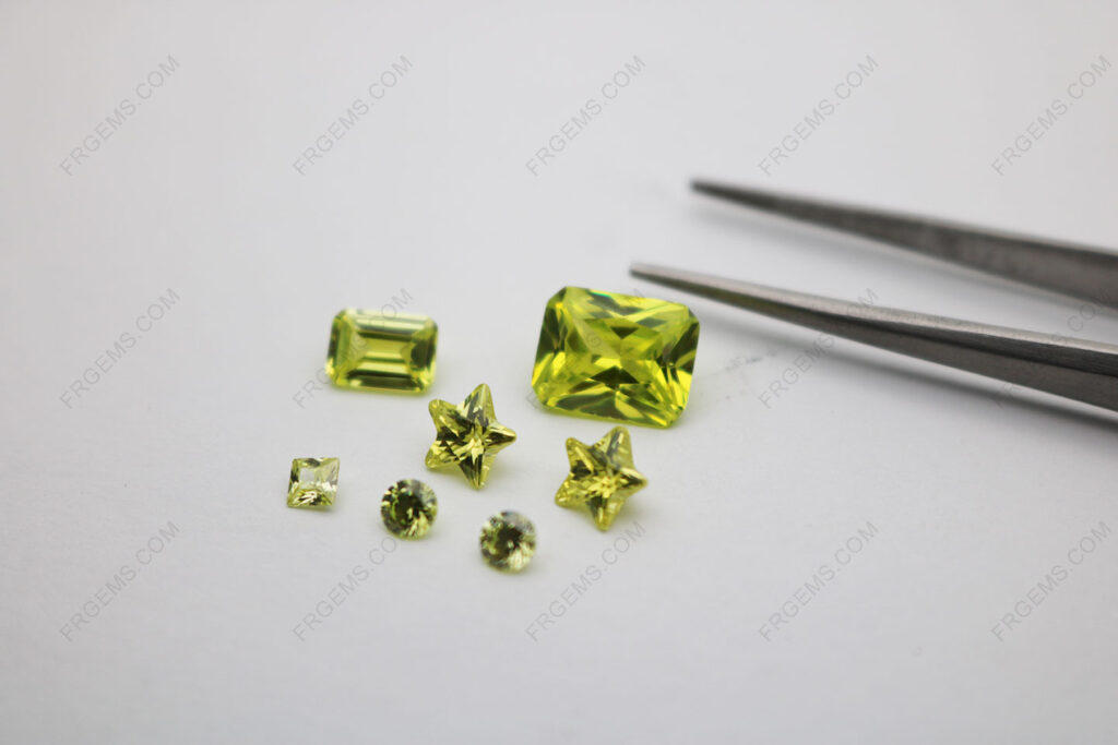 Loose-cz-gemstones-Apple-Green-color-gemstones-manufacturer-from-China-IMG_4947